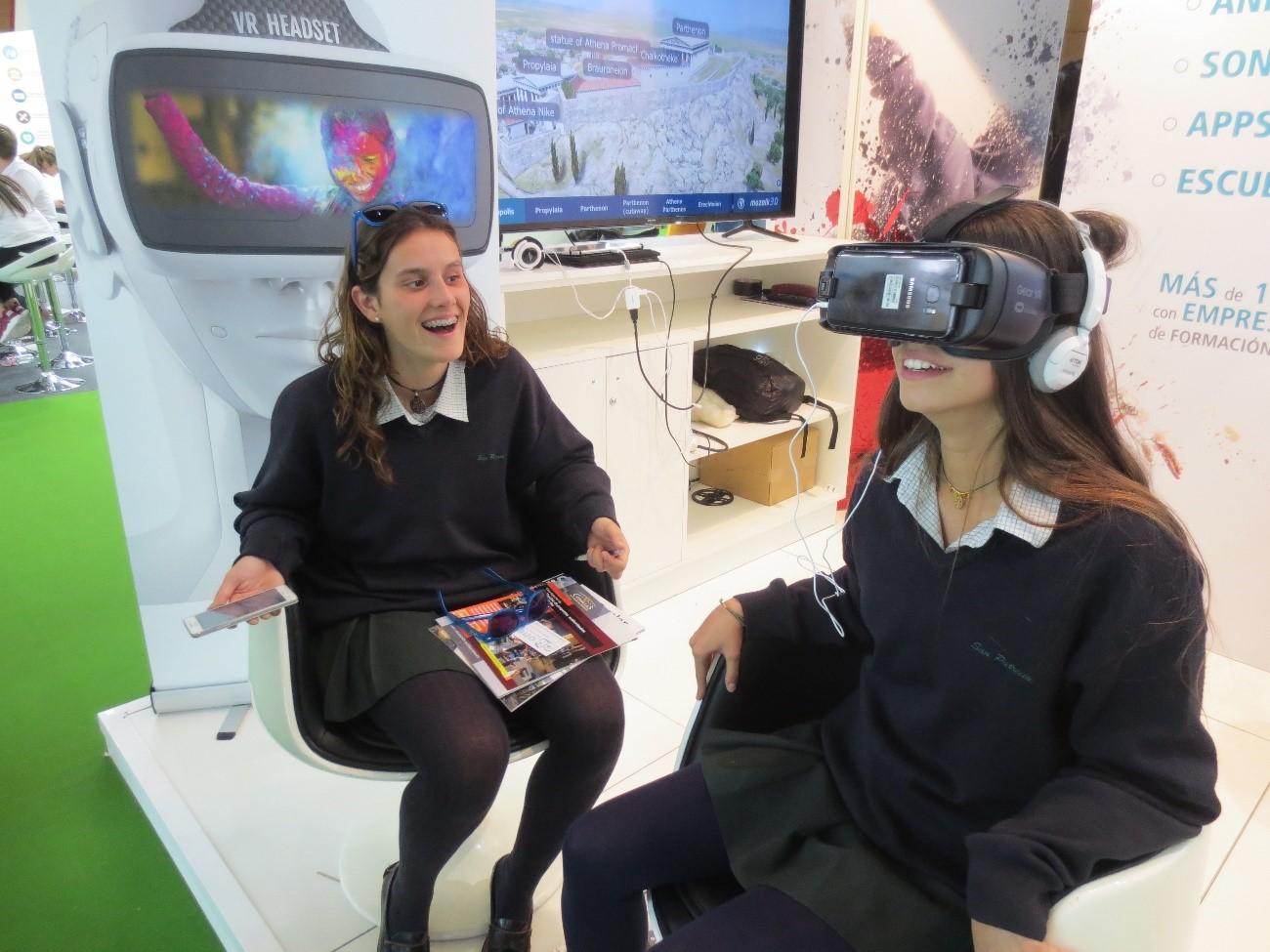 Alumnos VR